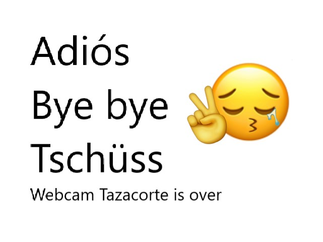 La Palma Webcam Tazacorte 2